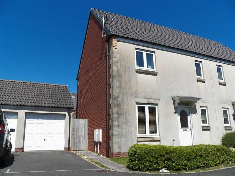3 Bedrooms Property for sale in Ffordd Y Gamlas, Bynea, Llanelli