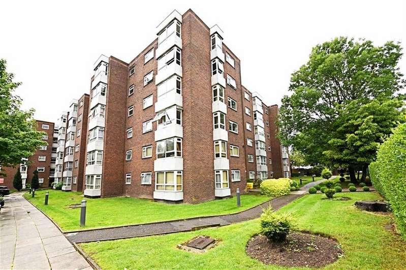 2 Bedrooms Flat for sale in Brampton Grove, Hendon, London