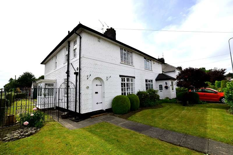 3 Bedrooms Semi Detached House for sale in Heol Y Deri , Rhiwbina, Cardiff. CF14 6HE