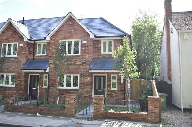 3 Bedrooms End Of Terrace House for sale in St Marks Road, Binfield, Berkshire