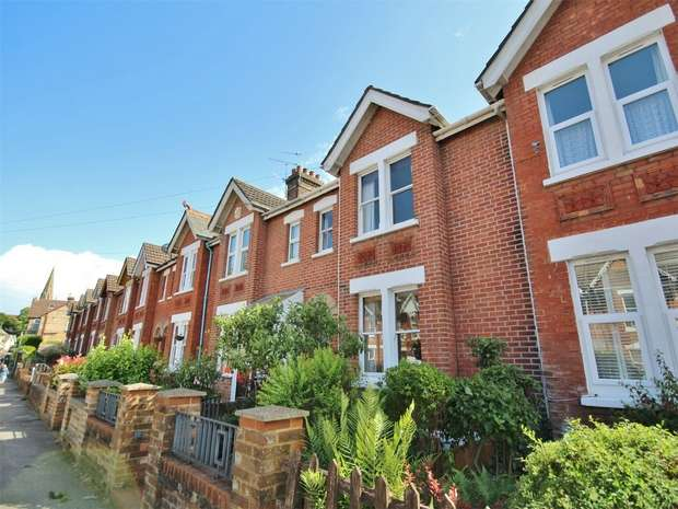 2 Bedrooms Terraced House for sale in Kingston Road, Heckford Park, POOLE, Dorset