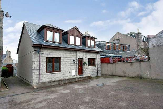 5 Bedrooms Detached House for sale in Forbes Street, Aberdeen