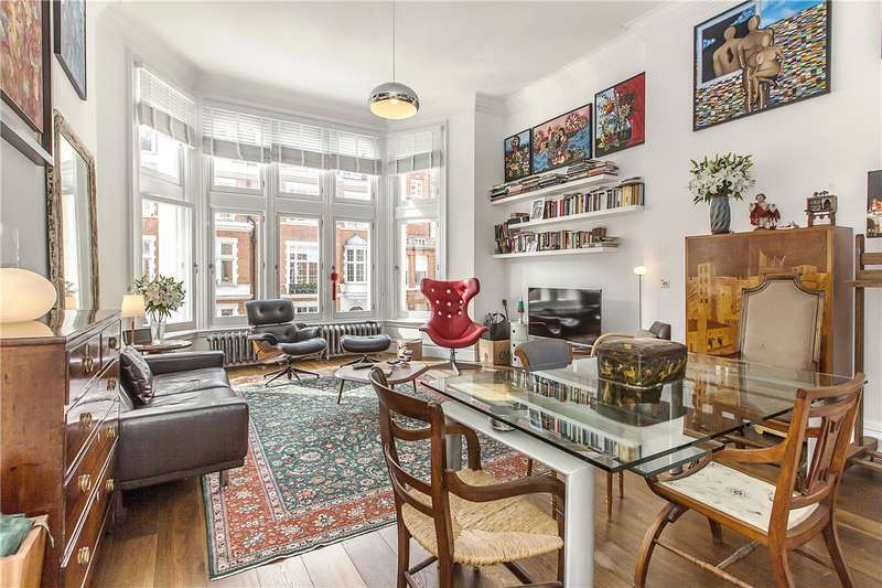 1 Bedroom Flat for sale in Palace Court, London, W2