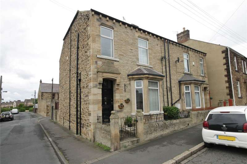 2 Bedrooms Semi Detached House for sale in Durham Road, Blackhill, Consett, DH8