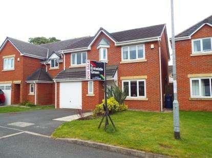 4 Bedrooms Detached House for sale in Grange Close, Leyland, PR25