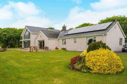 5 Bedrooms Detached House for sale in Chwilog, Pwllheli, Gwynedd, LL53