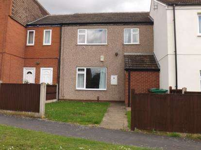 3 Bedrooms Terraced House for sale in Fleming Gardens, Clifton, Nottingham