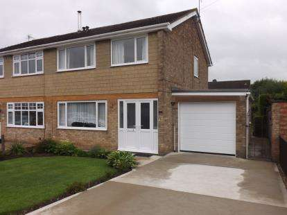 3 Bedrooms Semi Detached House for sale in Amanda Drive, Louth