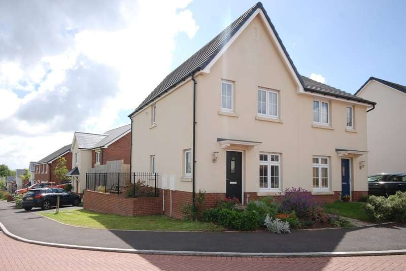 2 Bedrooms Semi Detached House for sale in Bryn Celyn, Llanharry, Near Pontyclun, CF72 9ZE