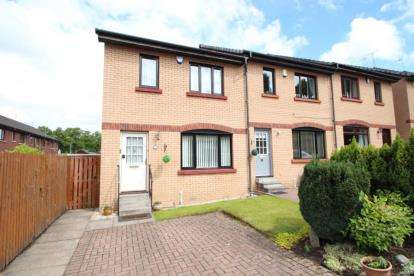 3 Bedrooms End Of Terrace House for sale in Tenters Way, Paisley
