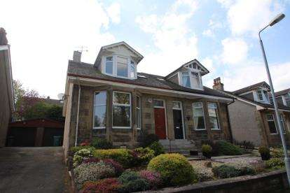 3 Bedrooms Semi Detached House for sale in Kennedy Drive, Airdrie, North Lanarkshire
