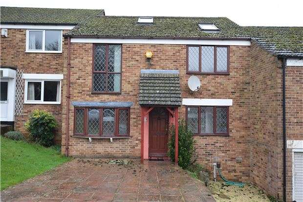 5 Bedrooms Terraced House for sale in Green Ridges, Headington, Oxford, OX3 8LY
