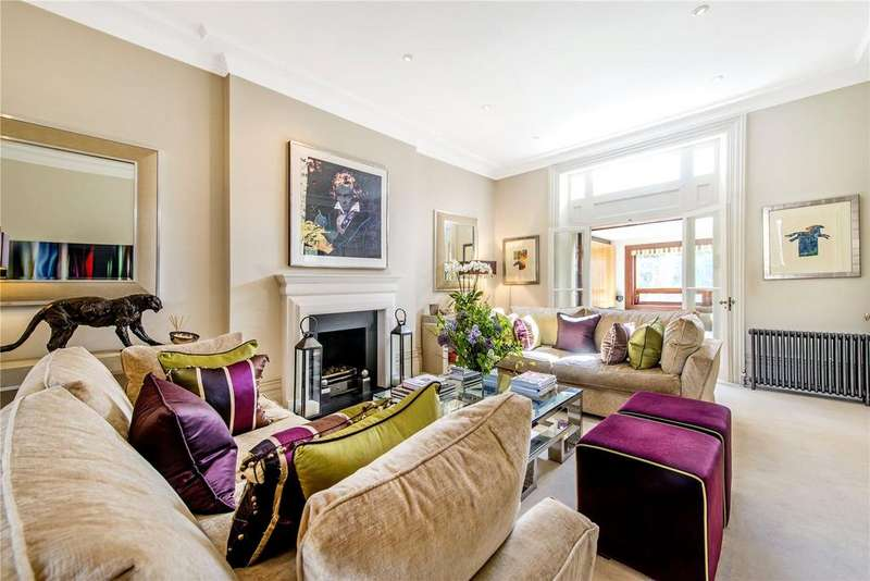 6 Bedrooms Detached House for sale in Castelnau, Barnes, London, SW13