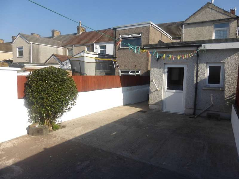 3 Bedrooms Terraced House for sale in Plough Road, Landore, SWANSEA