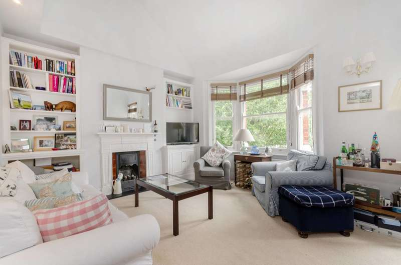 2 Bedrooms Flat for sale in Inglethrope Street, Fulham, SW6