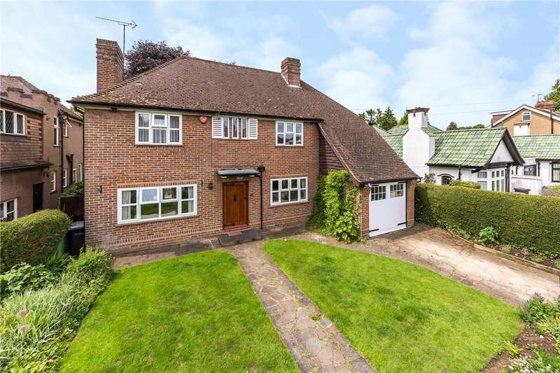 4 Bedrooms Detached House for sale in Ludlow Avenue, Luton, Bedfordshire