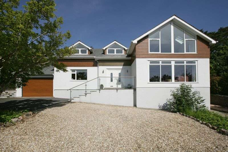 4 Bedrooms Detached House for sale in Higher Warberry Road,