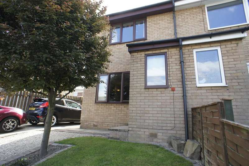 2 Bedrooms Semi Detached House for sale in Curlew Avenue, Eckington, Sheffield, S21 4HR