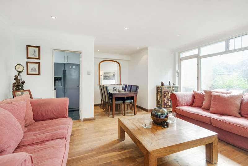 2 Bedrooms Flat for sale in Arkwright Road, Hampstead