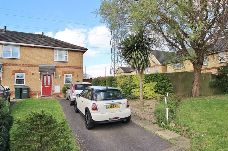 2 Bedrooms End Of Terrace House for sale in Cherry Hills, Watford, Hertfordshire, WD19