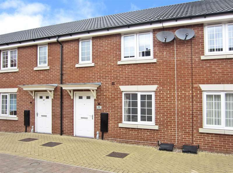 3 Bedrooms House for sale in Pacey Way, Grantham, NG31