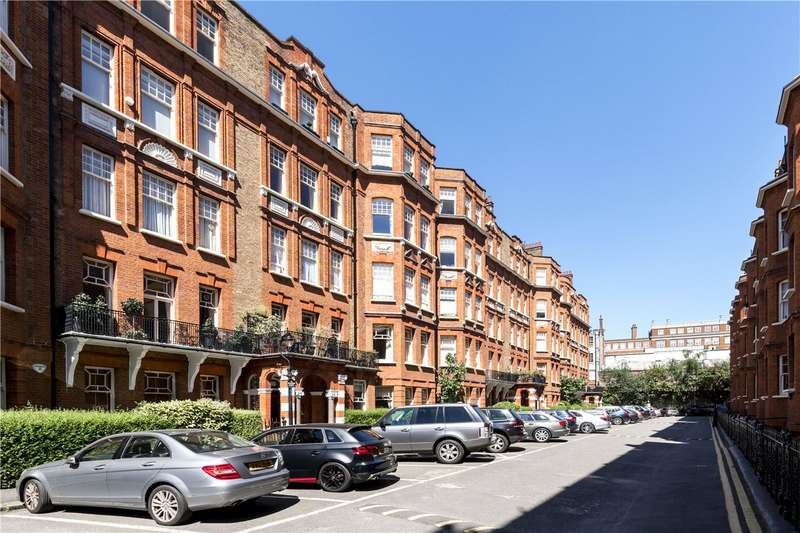 3 Bedrooms Flat for sale in Wynnstay Gardens, Allen Street, London, W8