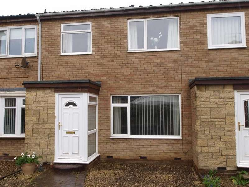 3 Bedrooms Property for sale in Kendal Drive, Cramlington