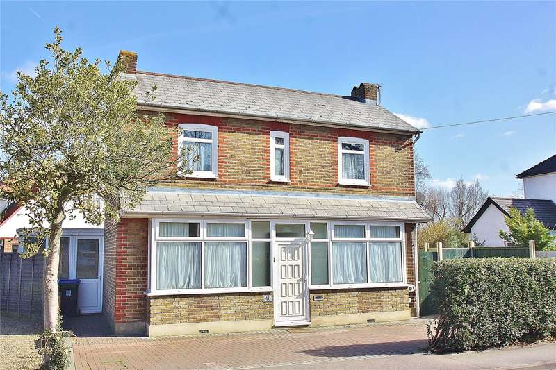 3 Bedrooms Detached House for sale in Lower Guildford Road, Knaphill, Woking, Surrey, GU21