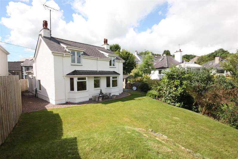 3 Bedrooms Detached House for sale in Tyn Rardd, Mount Street, Menai Bridge