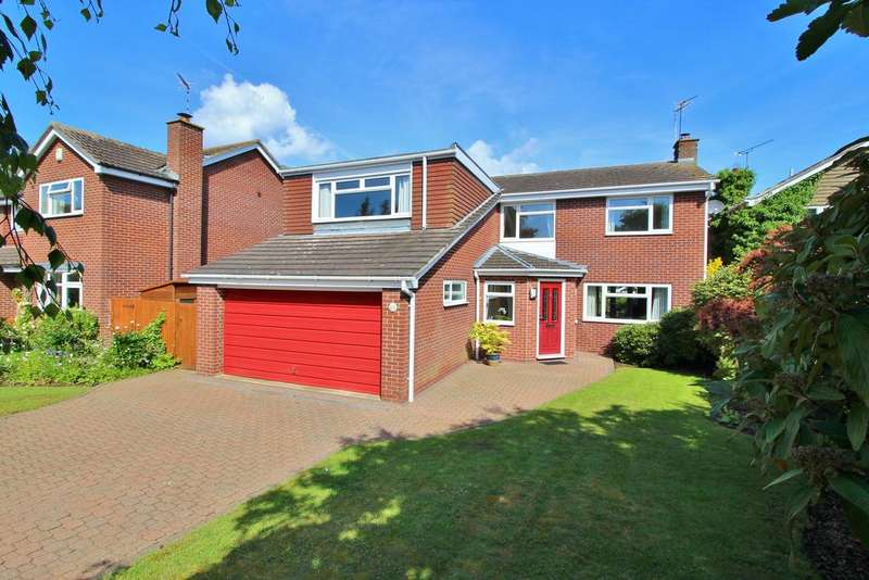 5 Bedrooms Detached House for sale in Newbold Way, Kinoulton NG12