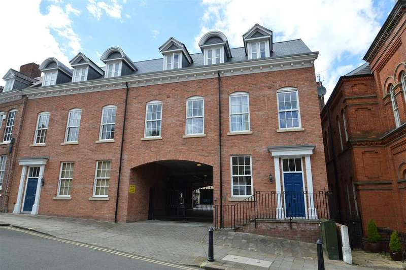 1 Bedroom Apartment Flat for sale in Apartment 6, Chapel Court, St. Johns Hill, Shrewsbury, SY1 1JJ