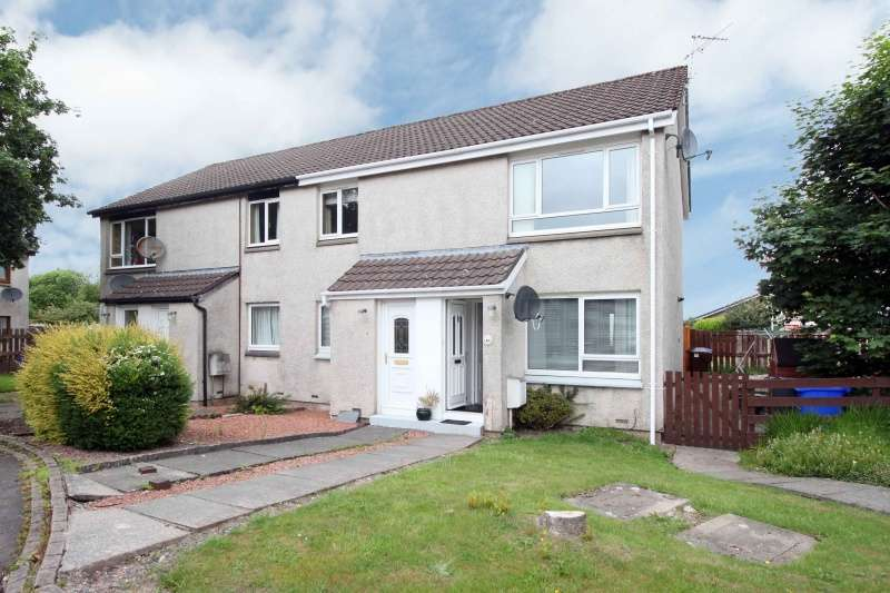 2 Bedrooms Flat for sale in Lamberton Avenue, Stirling, FK7 7TT