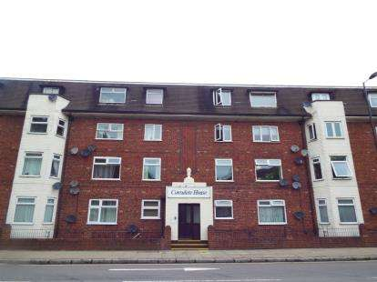 2 Bedrooms Flat for sale in Canute Road, Southampton, Hampshire