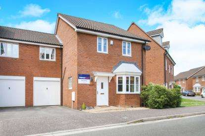 4 Bedrooms Link Detached House for sale in Taunton, Somerset