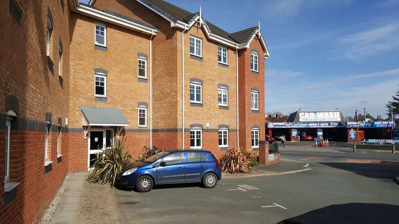 2 Bedrooms Flat for sale in Rushbury Court, Liverpool, L15