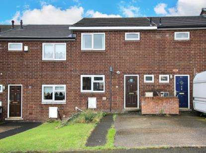 3 Bedrooms Terraced House for sale in Fenton Way, Rotherham, South Yorkshire