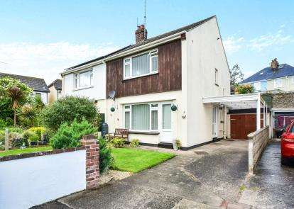 3 Bedrooms Semi Detached House for sale in Brixham, Devon, Paignton