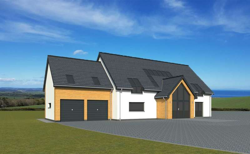 4 Bedrooms Detached House for sale in New Build, Upper Hilton, Hilton Farm, Buckie