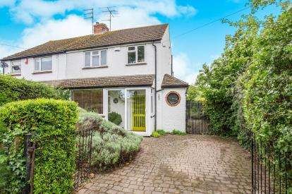 3 Bedrooms Semi Detached House for sale in Alstone Lane, Cheltenham, Gloucestershire, Cheltenham
