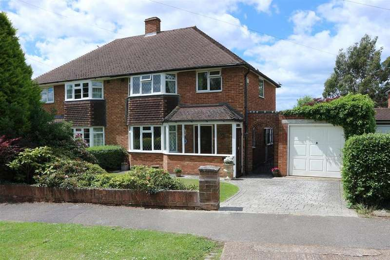 3 Bedrooms Semi Detached House for sale in Old Claygate Lane, Claygate