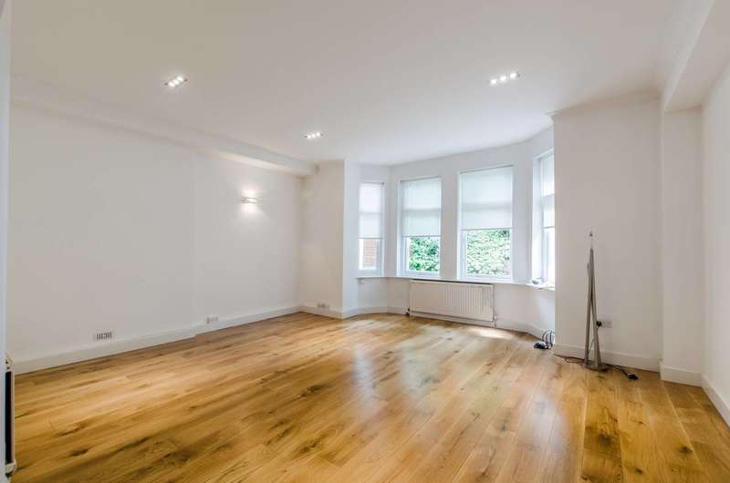 2 Bedrooms Flat for sale in Frognal, Hampstead, NW3