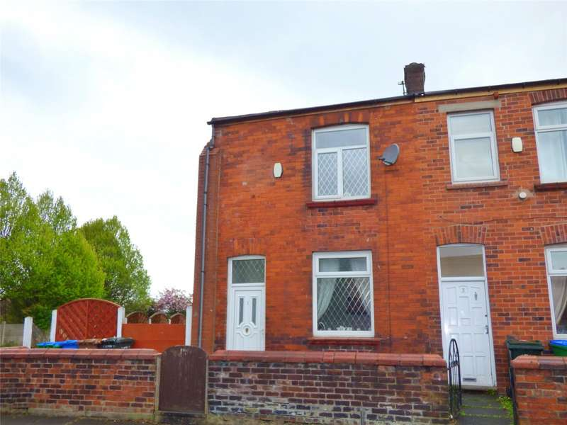 2 Bedrooms End Of Terrace House for sale in Lever Street, Heywood, Greater Manchester, OL10