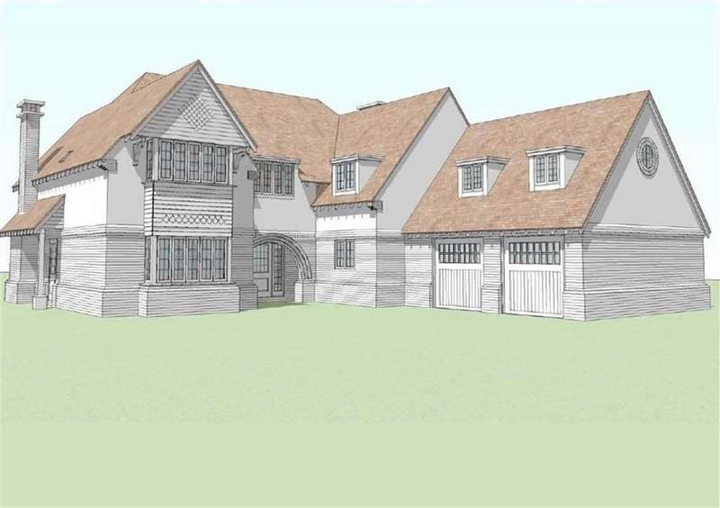 5 Bedrooms Residential Development Commercial for sale in Comeytrowe Lane, Taunton, Somerset, TA1