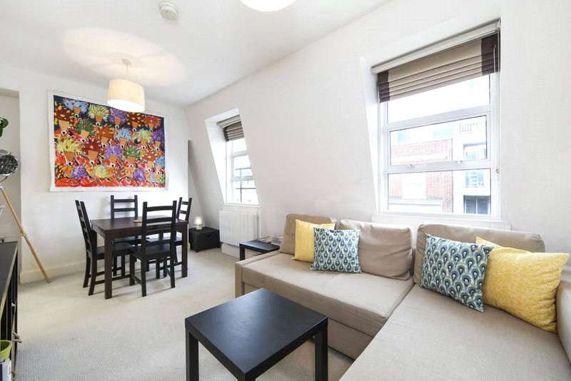 2 Bedrooms Flat for sale in Picton Place, Marylebone, London, W1U