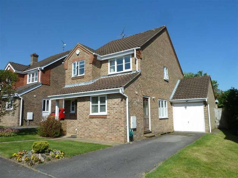 3 Bedrooms Detached House for sale in Sedgefield Close, Sonning Common, S Oxon