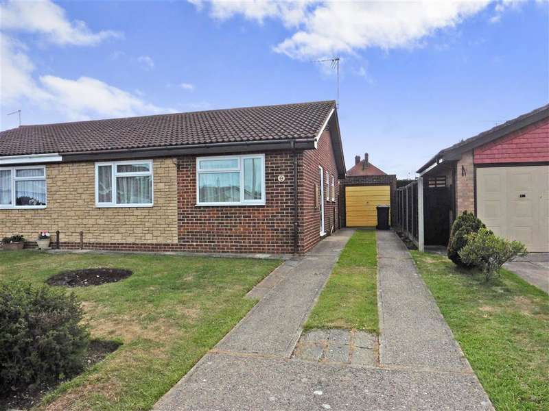 2 Bedrooms Semi Detached Bungalow for sale in Lawrence Gardens, Herne Bay, Kent