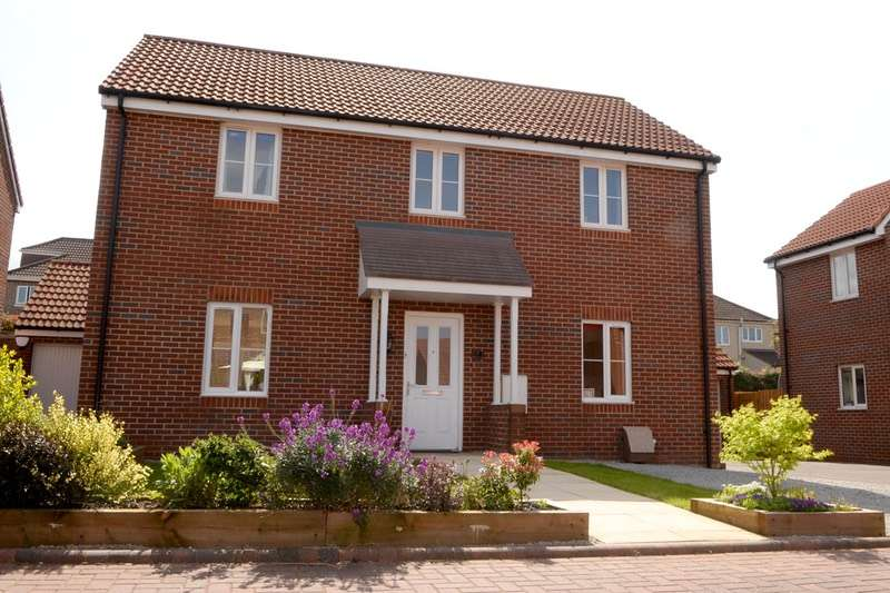 4 Bedrooms Detached House for sale in John Hall Close, Bristol, Bristol, BS14