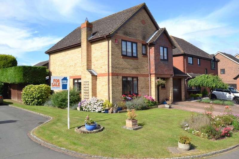 4 Bedrooms Detached House for sale in Broadwater Park, Maidenhead SL6