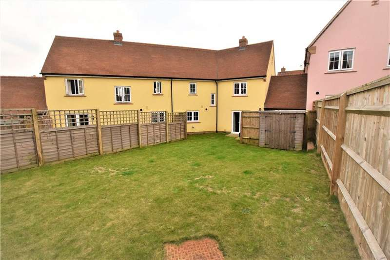 3 Bedrooms Semi Detached House for sale in Thaxted
