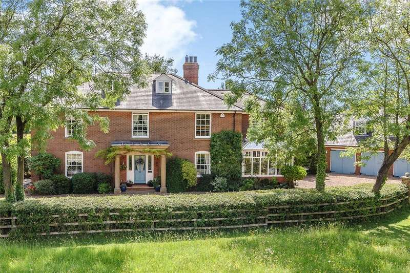 6 Bedrooms Detached House for sale in Langley Upper Green, Saffron Walden, Essex, CB11
